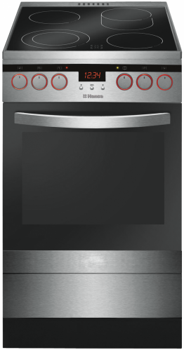 Freestanding cooker with ceramic hob FCCX59226