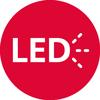 Осветление: LED